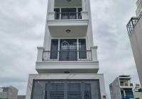 Nhà 1 trệt 3 lầu khu Nam Khang Nguyễn Duy Trinh cách Nguyễn Duy Trinh 100m có 4 PN, 5WC, điện âm