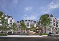 Mở bán dự án đất đấu giá làng nghề Sơn Đồng Center Hoài Đức - giá từ 5.86 tỷ - DT 72.3m2 nhà 4 tầng
