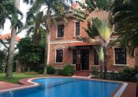 Bán biệt thự Thảo Điền Quận 2 có hồ bơi sân vườn