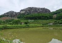 Chuyển nhượng 4,9ha đất thổ cư và đất rừng sản xuất có ao, đẹp Phú Thành, Lạc Thủy