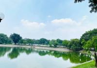 Nhà 6 tầng Hồ Ba Mẫu lô góc gần hồ - KD 2.5 tỷ