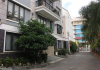 Bán nhà 2 mặt tiền 4 lầu đường Số 3, P. Bình An, Quận 2. DT: 8 x 18m gần chợ Đo Đạc