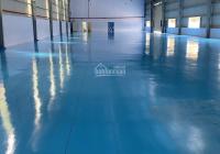 Bán nhà xưởng đẹp mới xây tại cụm công nghiệp Phú Chánh, Bình Dương