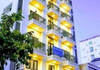 Bán nhà mặt tiền đường Cô Giang, P. Cô Giang, Quận 1. (4x22) trệt, 7 lầu thang máy giá bán 48.8 tỷ