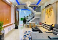 Bán nhà mặt tiền đường Bùi Hữu Nghĩa, phường 5, quận 5, DT: 4x22m, trệt 5 lầu, giá 27.8 tỷ