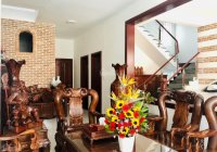 Biệt thự chính chủ khu sân bay, gần CV Gia Định, diện tích 8.3 x 20m, nội thất gỗ cao cấp