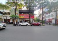 Cho thuê nhà MP Trung Hòa, DT T1 = 220m2, T2 - 5 = 150m2, MT 30m, giá 166,958 triệu/tháng
