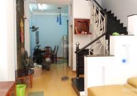 Nhà (4*12m/2 lầu đúc BTCT, mái BTCT) hẻm 90 Bông Sao, phường 5, quận 8