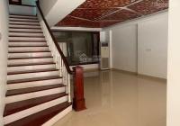 Cho thuê nhà phân lô, Giáp Nhị, Thịnh Liệt Hoàng Mai DT 85m2 x 4T, giá 25 triệu/tháng