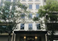 Nhà Thái Thịnh 70m2x7T MT7m thông sàn đủ điều hòa các tầng có thang máy, giá 32tr/th LH 0968063506