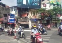Bán nhà phố Thanh Nhàn, Bạch Mai, Hai Bà Trưng, ngõ ôtô, kinh doanh đỉnh, 48m2*4 tầng mặt tiền 3.8m