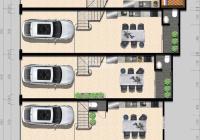 Bán nhà 4 tầng khu Đằng Hải, Hải An, Hải Phòng, ô tô để trong nhà, giá 2.9 tỷ