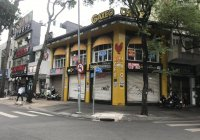 Cho thuê mặt bằng 125 Hồ Tùng Mậu, phường Bến Nghé , quận 1. Giảm giá mùa dịch - miễn trung gian.