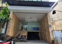 Cho thuê tòa nhà văn phòng MP Hoàng Quốc Việt, 300m2, xây 9 tầng 1 hầm, MT 10m, LH 0919928661