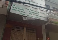 Cần tiền bán gấp nhà HXH Thái Phiên, Phường 2, Quận 11