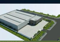 Bán kho xưởng KCN Long Hậu - Long An. DT: 10.000 m2