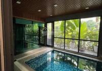 Siêu biệt thự trung tâm TP Hà Nội, bể bơi 4 mùa, thang máy, nơi tôn vinh giá trị sống bậc nhất