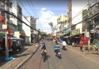 Nhà mặt tiền Phạm Văn Chí 4x20m gần UBND Q6