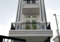 Nhà hẻm ô tô Trần Bình Trọng, Phú Thọ, Thủ Dầu Một, Bình Dương 1 trệt 2 lầu, 3,6 tỷ