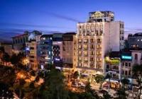 Cần bán tòa khách sạn tọa lạc ngay quận Ba Đình, Hà Nội