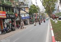 Bán nhà phố Dương Quảng Hàm, quận Cầu Giấy 70m2, 3 tầng mặt tiền 6,5m (ô tô vào nhà)