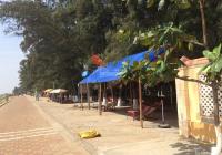 Bán đất mặt tiền biển, xã Long Hoà, Cần Giờ. 2500m2 (39 x 64m) giá 40tr/m2
