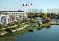 The Glen - thanh toán 20% chờ nhận nhà, thiết kế 1 trệt, 4 lầu, hầm riêng, trả góp 0 lãi suất