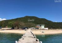 BĐS mặt biển Đảo Điệp Sơn khu kinh tế Vân Phong cách đất liền chỉ 1,5km