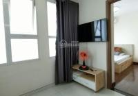 Căn hộ Summer Square Q6 DT 64m2, NT đẹp mê, sạch, giá rẻ 2tỷ290 triệu - 2PN 2WC hướng Đ. 0938295519