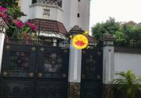 Bán biệt thự khu Hoàng Việt, P. 4, Tân Bình, (8m x 20m), 3 tầng. Giá 29.5 tỷ