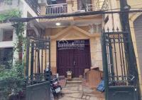 Cho thuê mặt tiền tầng 1,2,3 liền kề 5 tầng, đầu ngõ 156 Lạc Trung, Hai Bà Trưng, DT sàn 65m2