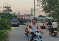 Mặt tiền đường DX 013 Phú Mỹ ngay chợ trường học, bán tạp hoá  TDM, BD tổng 317m2. LH 0869899181