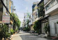 (Giá tốt) hẻm 7m thông Thạch Lam, Phú Thạnh, DT: 6x18m (1 lửng mới) 9 tỷ TL ~ chỉ 81tr/m2