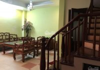 Cho thuê nhà Nguyễn Ngọc Vũ DT 60m2, 5T, MT 5m full đồ gia đình điều hòa giá 13tr/th. LH 0912567209