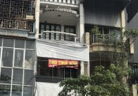 Cho thuê nhà mặt phố Phạm Ngọc Thạch, DT 90m2, nhà xây 5 tầng, mặt tiền 4,2m, các tầng thông sàn