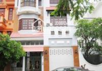 Cho thuê nhà mặt tiền kinh doanh đường Dương Quảng Hàm, P5, Gò Vấp, DT: 4x20m, 2 lầu sân thượng