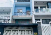 Bán nhà mặt tiền đường Trịnh Lỗi, 4.2mx16m, giá 8.9 tỷ, P. Phú Thọ Hòa, Q. Tân Phú