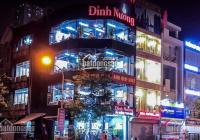 Lô góc đoạn đầu phố Nguyễn Khuyến, vị trí Kinh Doanh đắc địa 120m2, 5 tầng, 25,7 tỷ. 0983669374