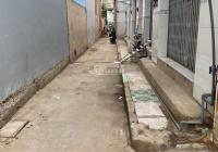 Bán dãy nhà cho thuê thu nhập cao, hẻm 25 Hồ Văn Long, Tân Tạo, ngay chợ Bà Hom cũ