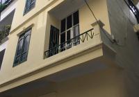 Cho thuê nhà riêng phố Tôn Thất Thiệp, DT 70m2 x 4 tầng, MT 6m, ngõ ô tô, nhận ngay, giá 20tr/th