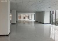 Cho thuê sàn thương mại, văn phòng 430 m2 thông sàn tại Hoàng Quốc Việt giá 230 nghìn/m2/tháng