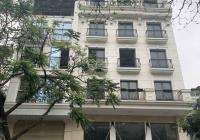 Cho thuê nhà cực đẹp phố Nguyễn Khánh Toàn, Cầu Giấy. DT 90m2, 6 tầng thông sàn, LH 0358189260