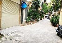 Cho thuê nhà riêng ngõ 14B Lý Nam Đế, ngõ 2 ô tô đẹp nhất phố, nhà mới, 55m2 x 4 tầng, giá 16tr