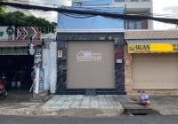 Cho thuê nhà mặt tiền đường Bình Trị Đông 4x26m nhà cấp 4 KD tự do