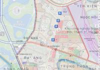 Chính chủ bán 2 lô đất tại Đan Nhiễm, xã Khánh Hà, Thường Tín - 69m2/13tr/m2 - ô tô vào nhà