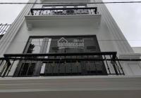 Chính chủ bán gấp nhà phố Linh Đường, Hoàng Mai, DT 55m2, nhà 5T ô tô đỗ cửa, giá 4,2 tỷ