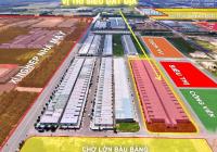 Nhà phố Bàu Bàng tỉnh Bình Dương giá chỉ từ 1,6 tỷ