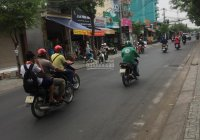 Cần cho thuê gấp căn nhà mặt tiền đường Song Hành, P. Tân Hưng Thuận, Q12. 4,5m x 16m, 9 tr/tháng