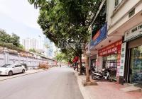 Bán gấp nhà mặt phố Thiên Hiền, Mỹ Đình 6 tầng thang máy, mặt tiền 5m, vỉa hè rộng, kinh doanh đỉnh