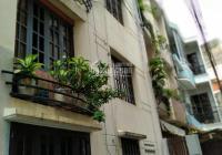 Bán nhà đường Lam Sơn 165m2 nhà 4 tầng kiến trúc đẹp, giá 28,5 tỷ, P6, Q. Bình Thạnh